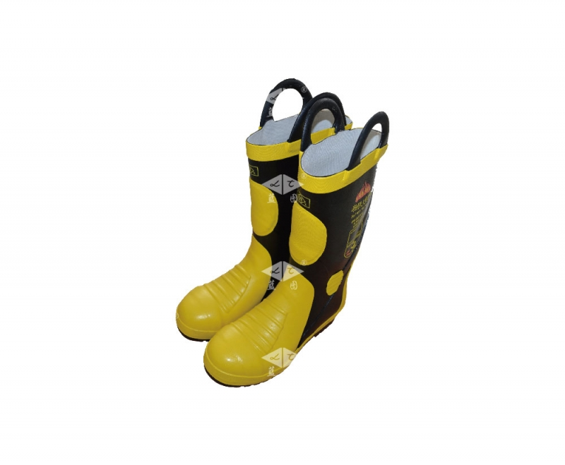 Firefighters Fire Protection Boots
