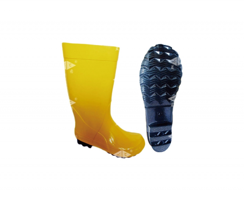 Chemical Protection Boots