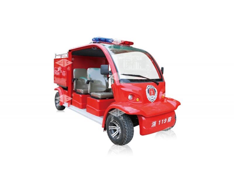 YA995XDC4PW-150-JB-9.6 Four-wheel Fire Electric Vehicle
