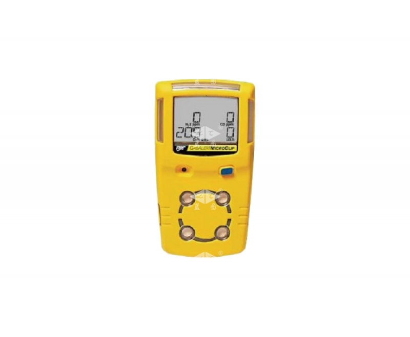 Toxic Gas Detector