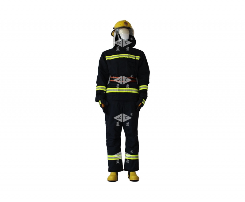 Uniform Firefighter Protective Clothing 17