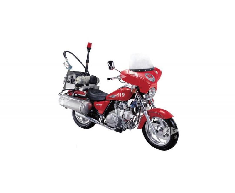 XMC2PW / 40-250-YA two-wheel Fire Motorcycle